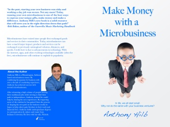 Our book will help you with your microbusiness!
